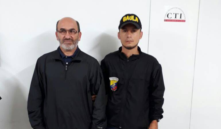 capturas; CTI; fiscalia; manizales; caldas; sucre: Ex subcomandante de la Policía de Sucre fue capturado en Manizales