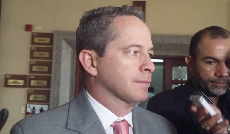 chinchiná; manizales; caldas; gobernador: Gobernador (e) de Caldas rechaza propuesta de que Chinchiná pertenezca al área Metropolitana de Pereira