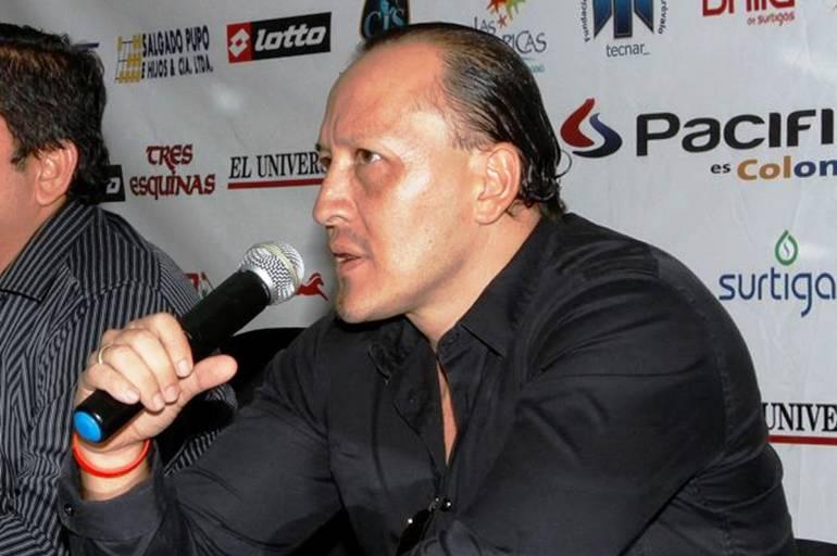 Santa, principal candidato para remplazar a Willy como DT del Real Cartagena: Santa, principal candidato para remplazar a Willy como DT del Real Cartagena