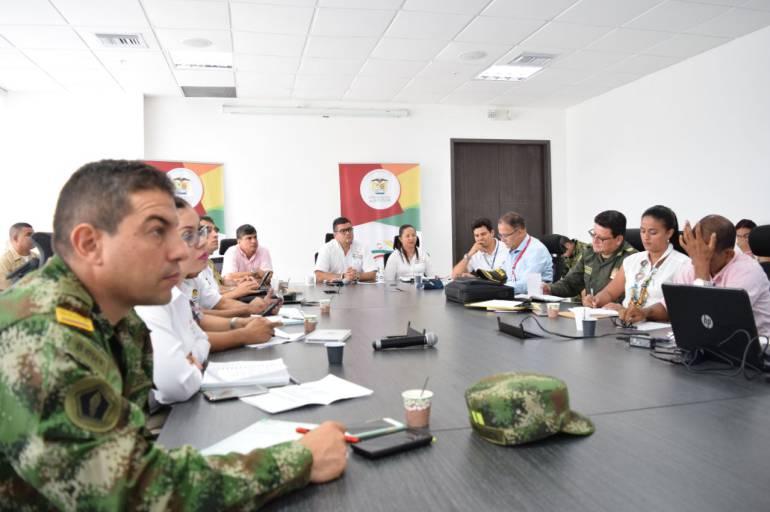 Refuerza medidas de seguridad de líderes campesinos en el departamento de Bolívar: Refuerza medidas de seguridad de líderes campesinos en el departamento de Bolívar