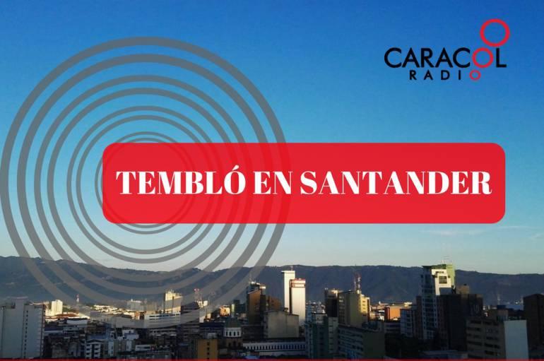 BUCARAMANGA SANTANDER TEMBLOR BARRANCABERMEJA: Temblor de 4.7 despertó a los santandereanos