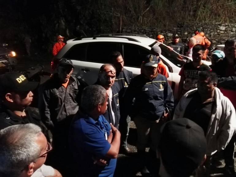 Avalancha Palmira: Creciente del rio Nima deja sin agua a Palmira