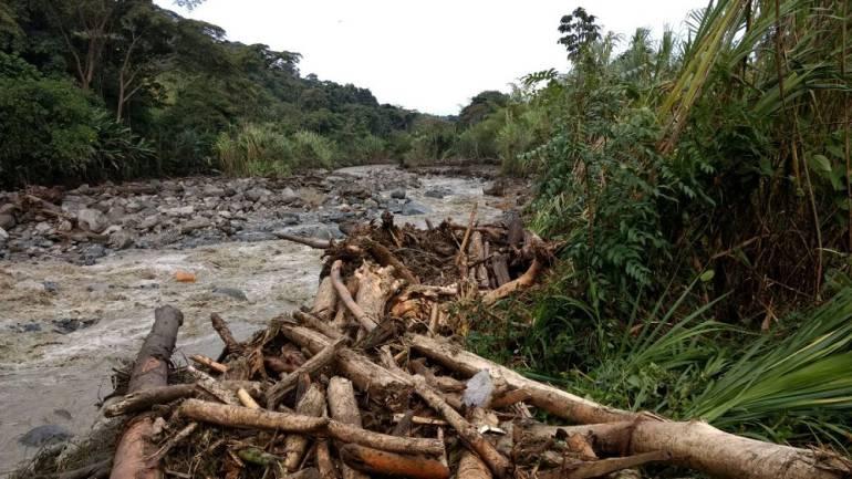 """Decretan Alerta Roja en el Valle: Ideam declara """"Alerta Roja"""" en el Valle por crecientes súbitas de varios ríos"""