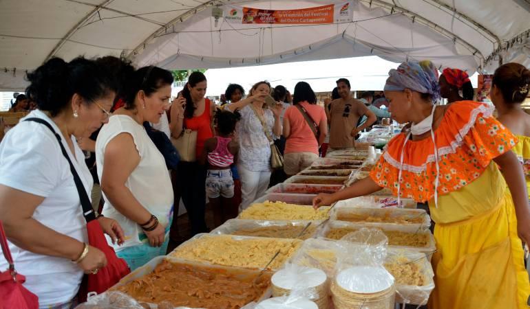 Abren preinscripciones para el 'Festival del Dulce' en Cartagena