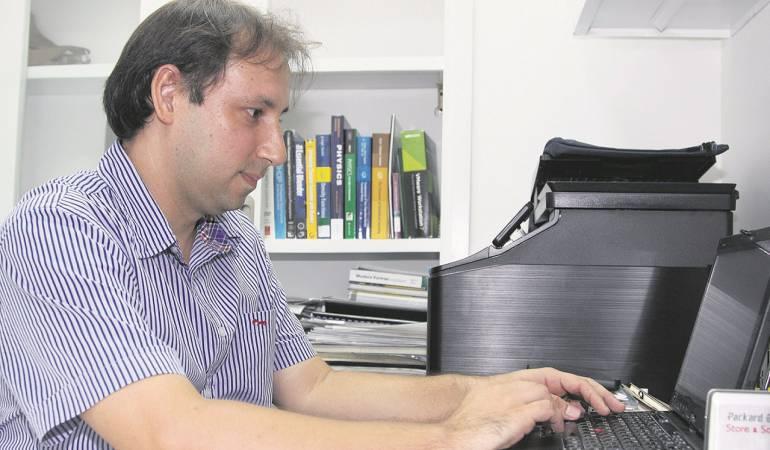 Investigador de la Universidad de Cartagena vinculado a proyecto en la NASA, dictará conferencia magistral