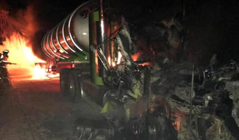 Colombia deja de producir 893 mil barriles de crudo por atentados