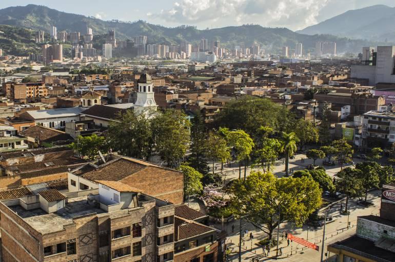 Itagüí emprende acciones para mejorar la calidad del aire