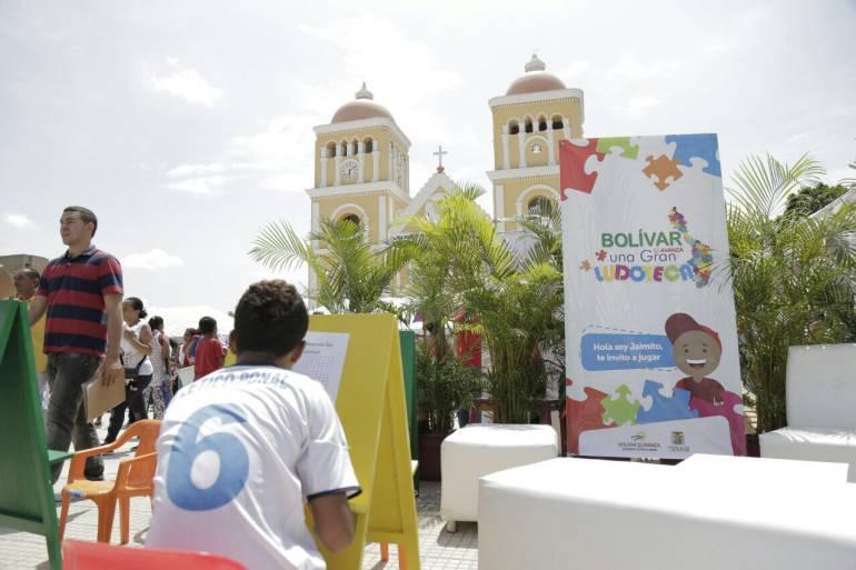 Feria del servicio ciudadano: Éxito en la Feria del servicio ciudadano en El Carmen de Bolívar