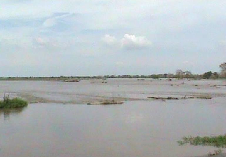 Habitantes de la Depresión Momposina denuncian alto riesgo de inundación: Habitantes de la Depresión Momposina denuncian alto riesgo de inundación