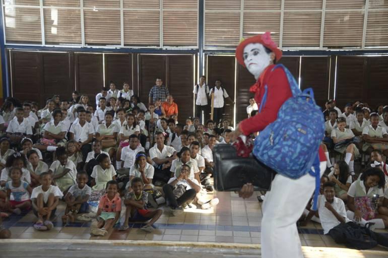Ipcc celebró el día internacional del teatro con los niños: Ipcc celebró el día internacional del teatro con los niños