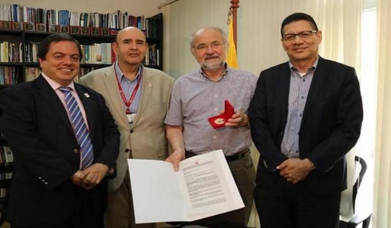 Premio Nóbel en Univalle: Premio Nobel de Medicina resalta trabajo investigativo de Univalle
