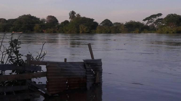 BAJO CAUCA INUNDACIONES: Se mantienen las inundaciones en Caucasia, Bajo Cauca antioqueño