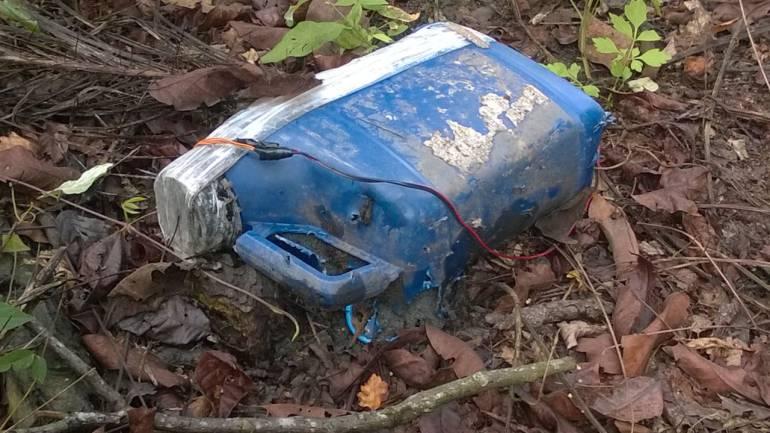 Antioquia es el departamento con más víctimas por minas antipersonal