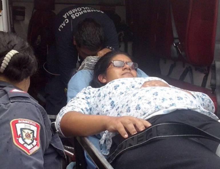 Bomberos Mocoa: En Mocoa Bomberos de Cali rescatan vidas en medio de la tragedia