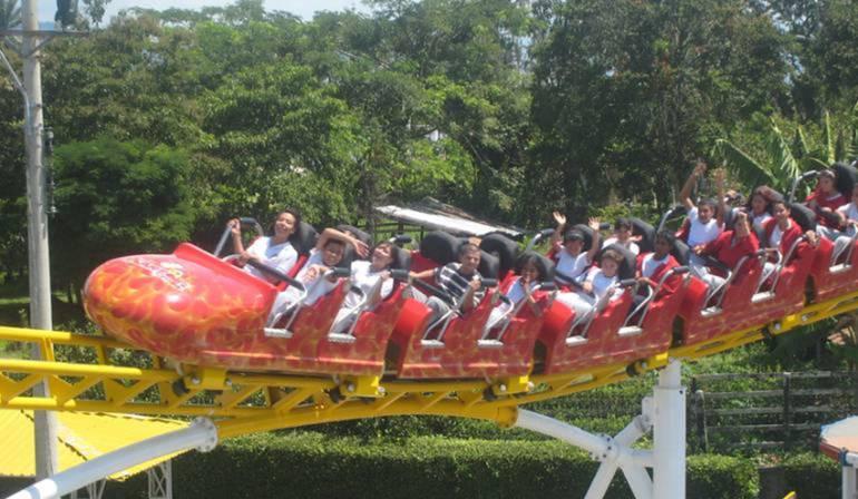 Cartagena, sede de encuentro mundial de parque de diversiones: Cartagena, sede de encuentro mundial de parque de diversiones