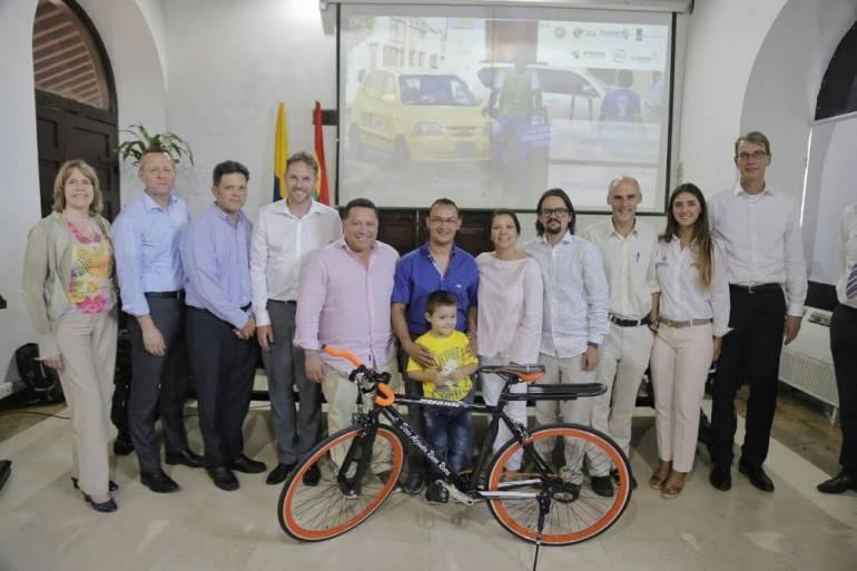 """Presentan los resultados del proyecto """"Cartagena pedalea"""": Presentan los resultados del proyecto """"Cartagena pedalea"""""""