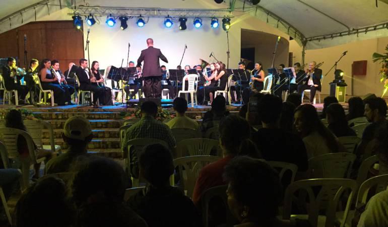 Festival de Música Sacra en Ibagué/Secretaría de Cultura-Cortesía.