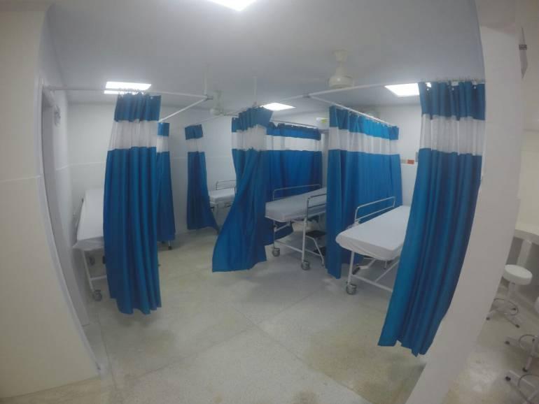 Inauguran nueva sala de urgencias en San Jacinto, Bolívar: Inauguran nueva sala de urgencias en San Jacinto, Bolívar