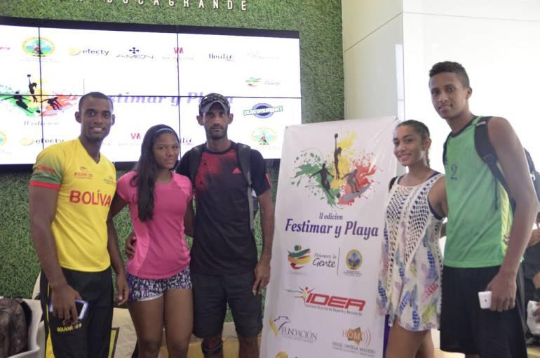 Deportes de playa se toman a Cartagena en Semana Santa: Deportes de playa se toman a Cartagena en Semana Santa