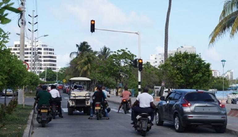 San Andrés y Providencia: Ya hay placas suficientes para los vehículos en San Andrés
