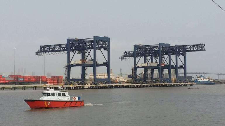 Bajo calado en canal de acceso al puerto de Barranquilla: Seis buques afectados por bajo calado del canal de acceso