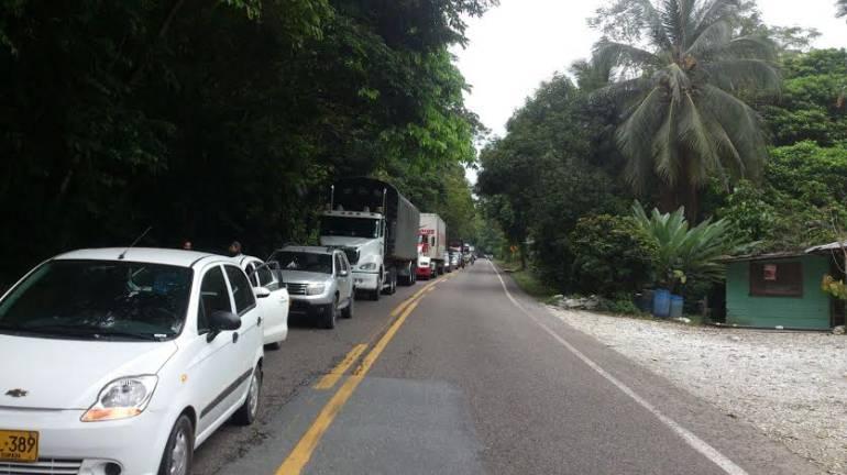 Aumenta el flujo vehicular en vías alternas al llano por Boyacá: [Video] Así avanza el plan de contingencia en la vía al llano por Boyacá
