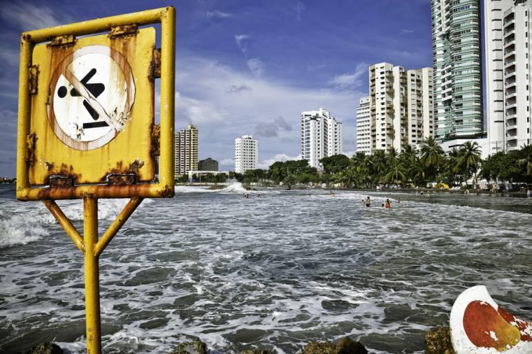 Más de 40 rescates se han hecho en esta Semana Santa en las playas de Cartagena: Más de 40 rescates se han hecho en esta Semana Santa en las playas de Cartagena
