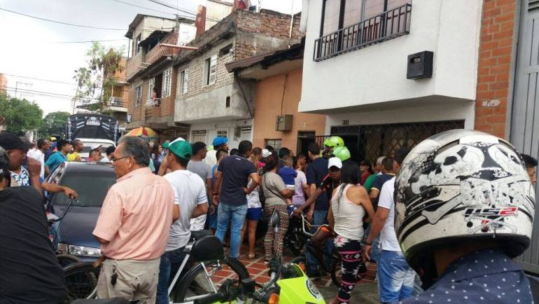 Ataque sicarios: Dos muertos y dos más heridos deja ataque de sicarios en el centro de Cali