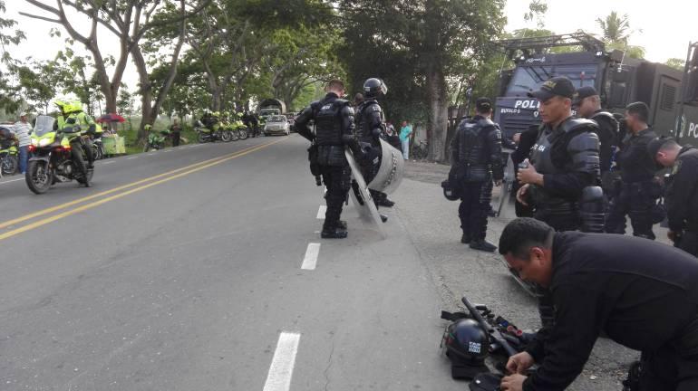 Minga indigena: Resguardo Zenú suspendió protestas en Córdoba