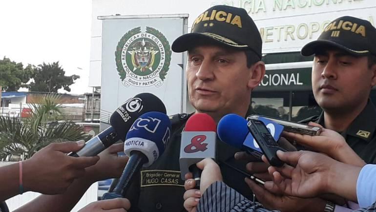 Captura sicario: Policía dice que capturó a uno de los autores de asesinato de exrepresentante Moisés Orozco.