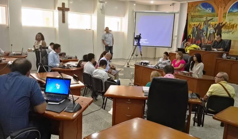 Fusión de colegios genero fuerte debate en el concejo de Cúcuta