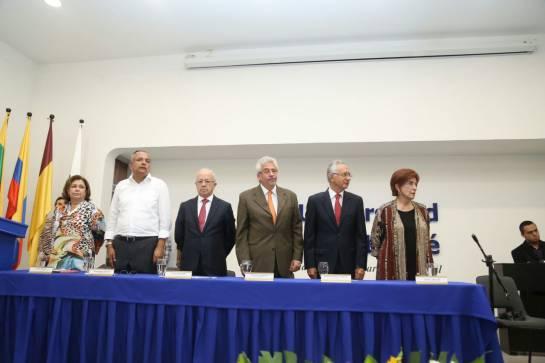 Ceremonia de Posesión nuevo rector Universidad de Ibagué.