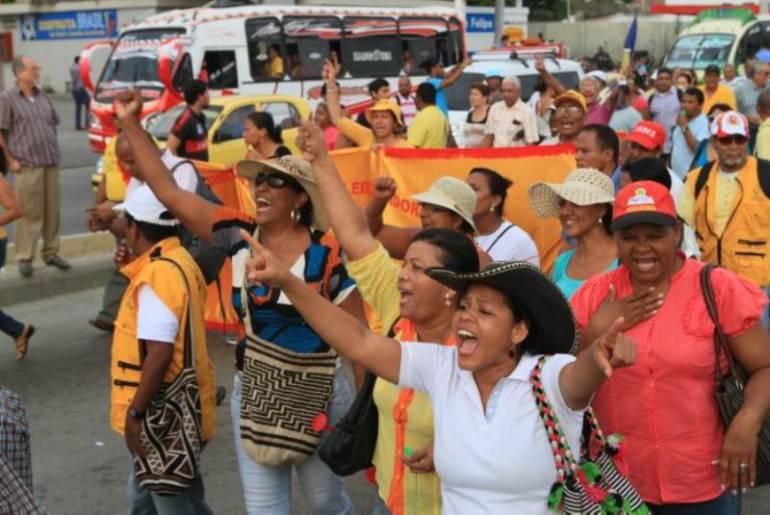 SUDEB participará en jornada de movilización y protestas en el país: SUDEB participará en jornada de movilización y protestas en el país