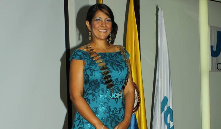 Isseth Tatiana Barros Brito.
