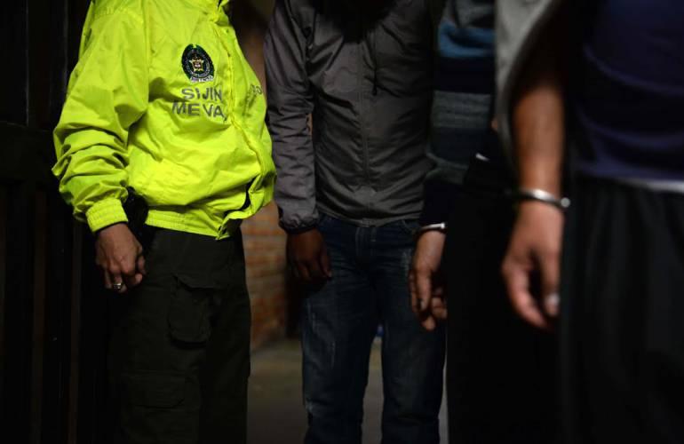 banda criminal antioquia: Encarcelan banda criminal que azotaba El Carmen de Viboral, Antioquia