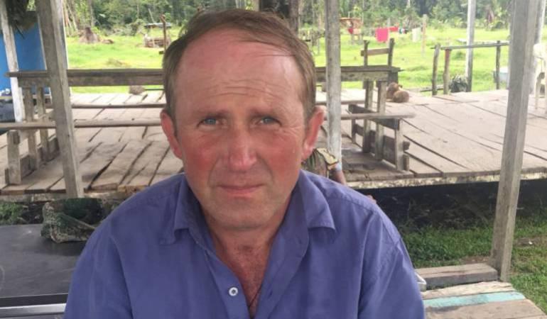 ELN confirmó que tenía secuestrado a ciudadano ruso y que se fugó