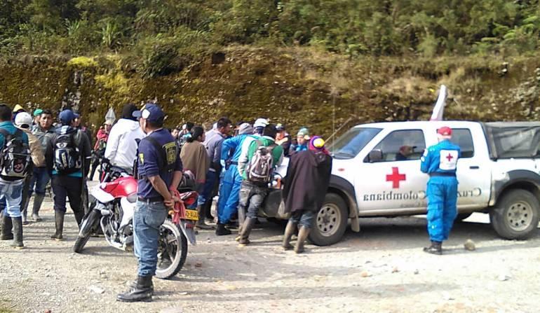 Indígena colombiano asesina a sus dos hijos y a su esposa