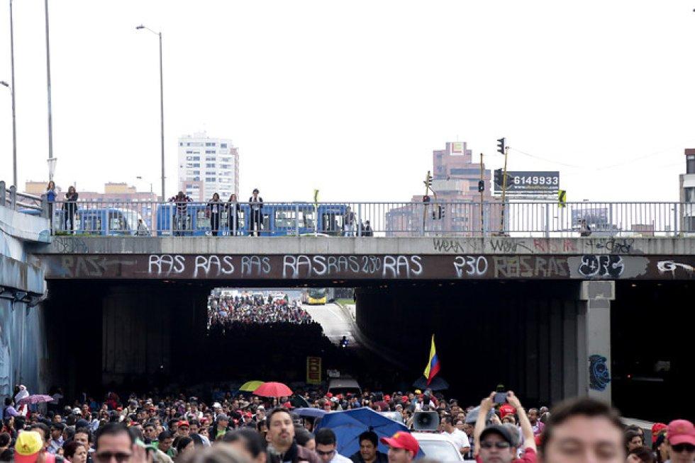 Además de esto, protestarán contra el incumplimiento de lo que se pactó en 2013 y 2015 entre los docentes y el Gobierno.