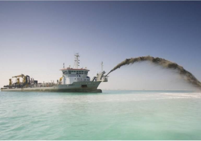 Gobierno garantiza navegabilidad del canal de acceso al Puerto de Barranquilla