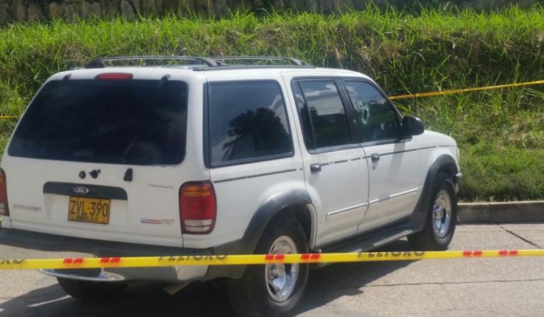 Disparos: Un tiroteo cerca de un colegio en Fusagasugá deja una persona muerta