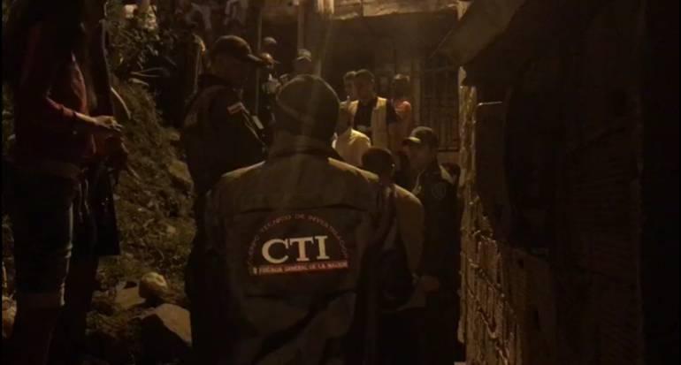 Capturado presunto responsable de masacre ocurrida en Medellín este fin de semana