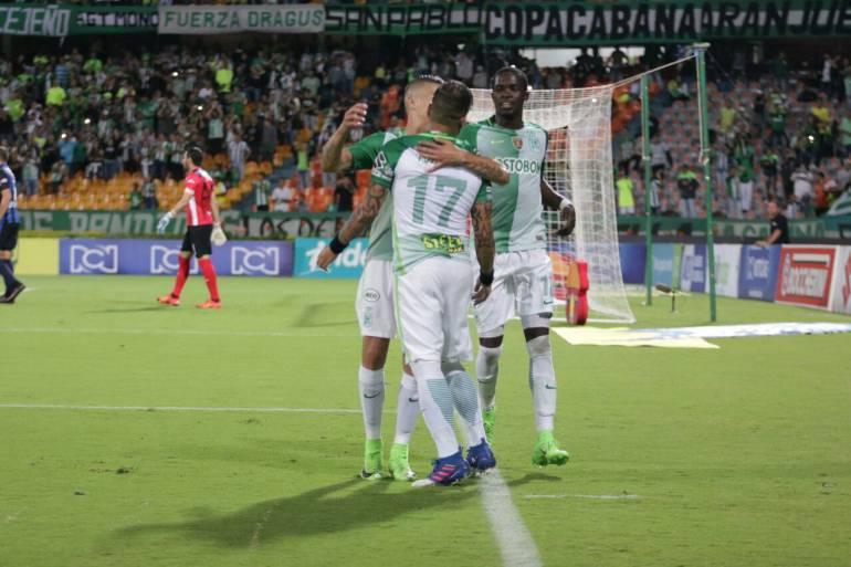 A Junior se le escapa el empate en el último minuto frente a Nacional