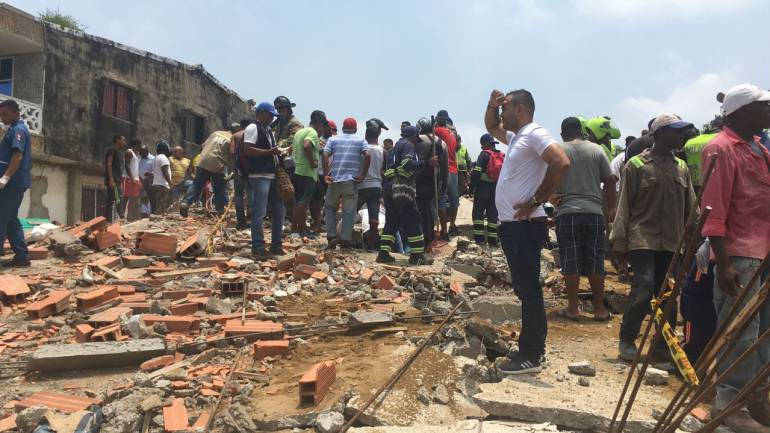 trgedia en Cartagena Blaz de Lezo: Usuarios de redes sociales y entidades públicas reaccionan a la tragedia en Cartagena