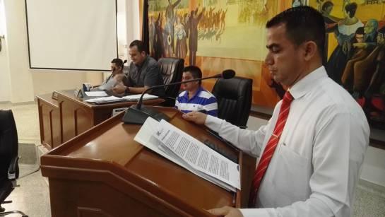 José Gregorio Botello Ortega, subdirector de transporte y valorización del Área Metropolitana de Cúcuta
