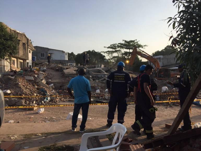 Tragedia en edificio de Cartagena: Los dueños del edificio colapsado son los hermanos Quiroz: alcalde de Cartagena
