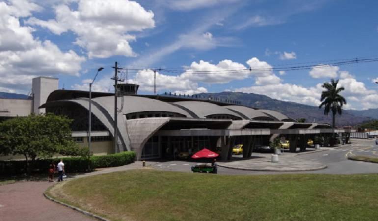 aeropuerto Olaya Herrera de Medellín: Aeropuerto de Medellín abre oficialmente operaciones internacionales