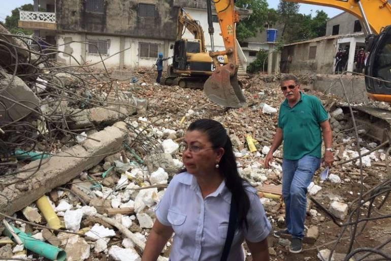SIAB confirmó tres construcciones de los Quiroz en Cartagena con problemas: SIAB confirmó tres construcciones de los Quiroz en Cartagena con problemas