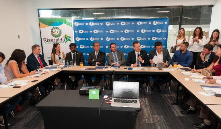 Inversionistas extranjeros construirán un gran centro de negocios en Pereira