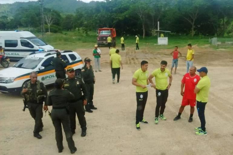 Gobernación de Bolívar rechazó agresión contra bus del Real Cartagena: Gobernación de Bolívar rechazó agresión contra bus del Real Cartagena