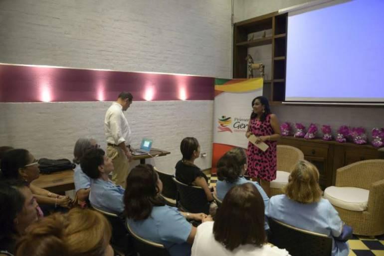 Gestora social de Cartagena lidera alianza para la detección del cáncer de mama: Gestora social de Cartagena lidera alianza para la detección del cáncer de mama